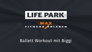 Ballett Workout mit Biggi