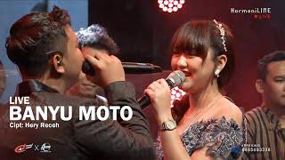 LIVE - Banyu Moto - Denny Caknan feat Happy Asmara #NDUWEGAWE