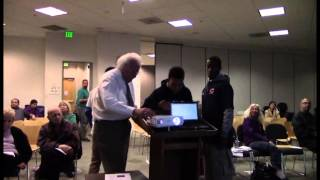 Part 2 of VNNC December General Meeting 2014