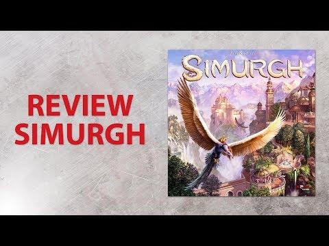 G*M*S Magazine reviews Simurgh