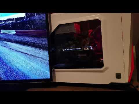 Oculus Rift Blackouts Ingame / Flashing + GTX1080 LED Flash