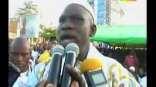 preview picture of video 'Vidéo Grande marche à Bamako contre l'autonomie ou le fédéralisme du Nord Mali'
