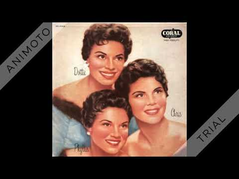 McGuire Sisters and Lawrence Welk - Weary Blues - 1956