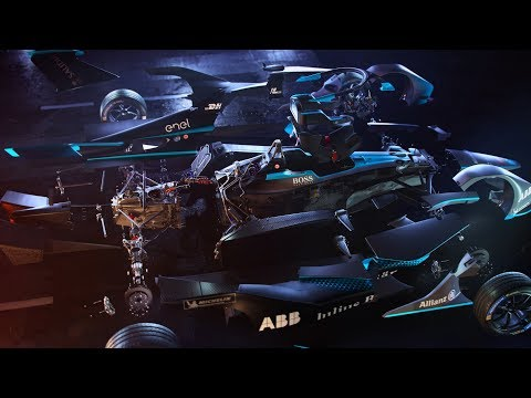Look Inside The Formula E Gen2 Car – ABB FIA Formula E Championship