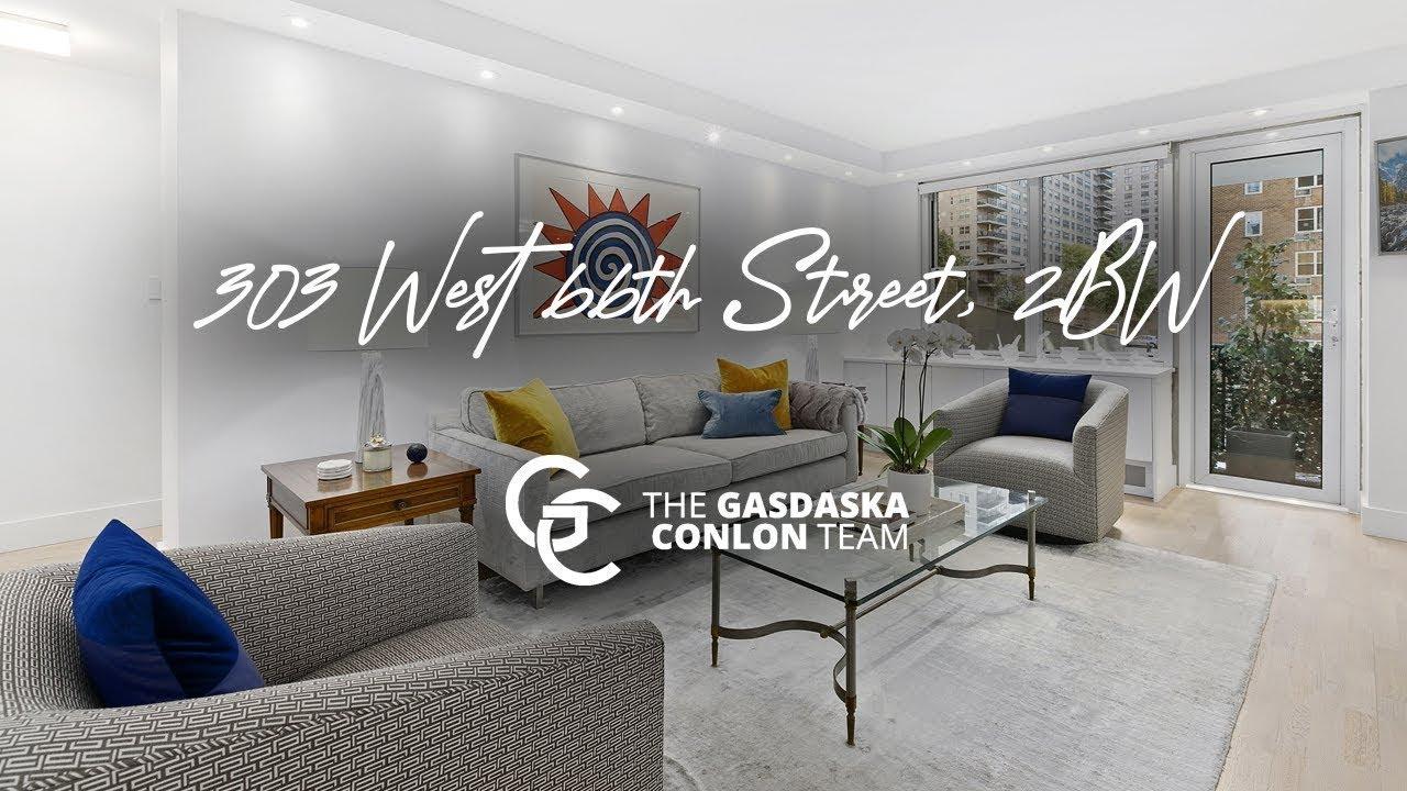 Walkthrough for 303  West 66 Street - 2BW