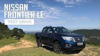 Nissan Frontier LE - Test Drive