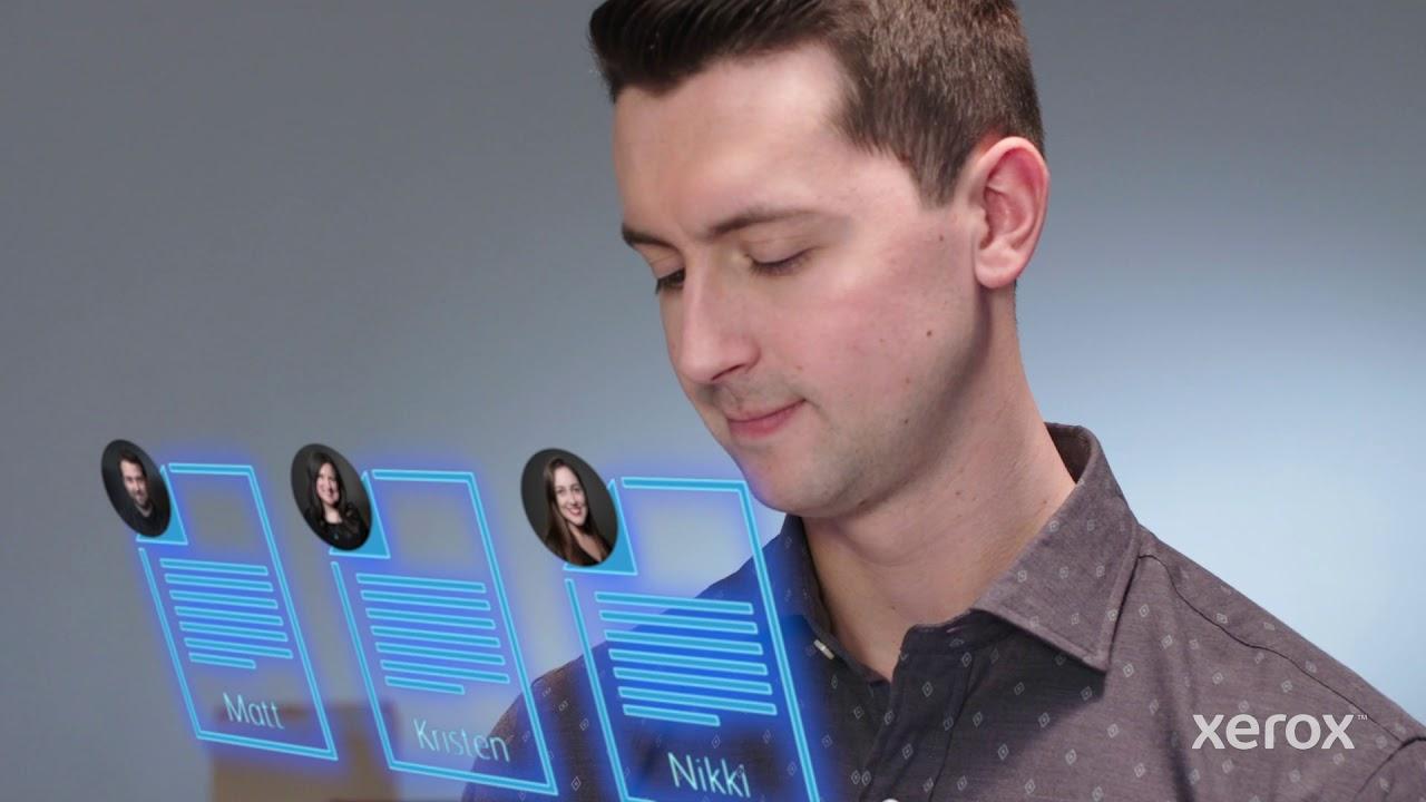 Xerox® Amazon WorkDocs App YouTube Video
