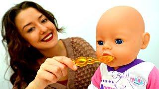 Бебибон Эмили чистит зубки! Развивающее видео для детей