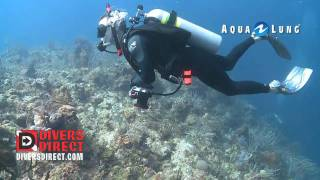 Aqua Lung Travel Gear - World's Lightest Dive Gear Package!