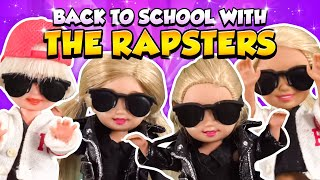 Barbie - Back to School with the Rapsters | Ep.317