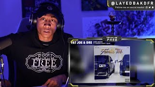 TRASH Or PASS!! Fat Joe, Eminem, Dre, Mary J Blige ( Lord Above ) [REACTION!!!]