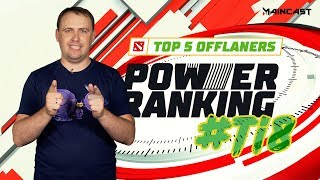 Power Ranking: ТОП-5 ХАРДЛЕЙНЕРОВ #TI8