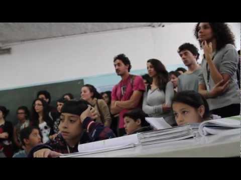 #educativobienal Stela Barbieri fala sobre a Voz em Movimento #30bienal