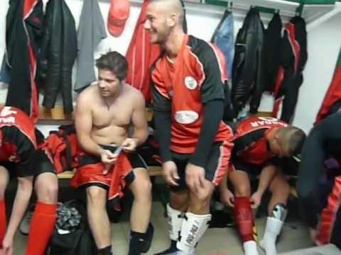 Makedonien-Vardar 3:3 (vo kabina pred utakmica)