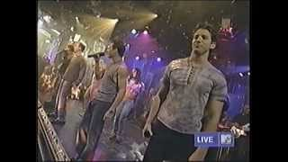 Mtv *First Listen Live* with 98 Degrees pt2