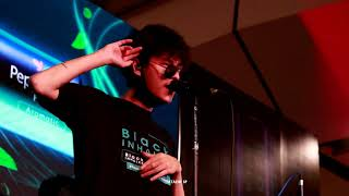 THETOYS - นอนได้แล้ว (LIVE) @ Peppermint Black Inhaler Central Khonkaen | Cr.TATAEW