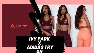 BEYONCE IVY PARK X ADIDAS TRY ON AND REVIEW