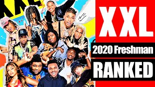 XXL Freshman 2020 Ranked (Worst To Best)