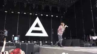 30 SECONDS TO MARS - Northern Lights - POLAND, RYBNIK 22.06.2014