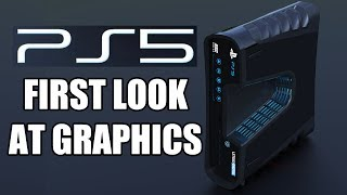 Here's a First Look at the Stunning In-Engine Graphics Coming to PS5