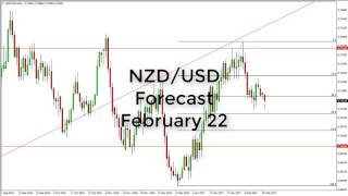 NZD/USD NZD/USD Technical Analysis for February 22 2017 by FXEmpire.com