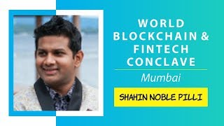 USEREUM - by Shahin Kumar Gaurav @ World Blockchain Technology, Mumbai