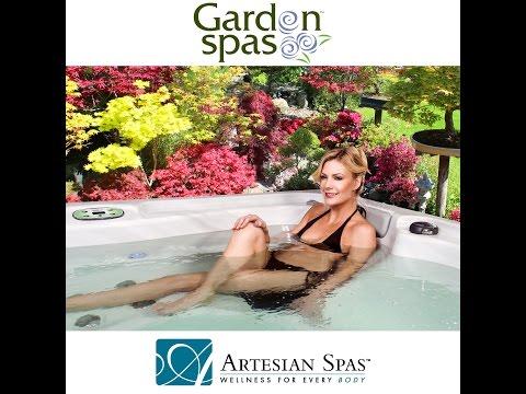 Garden Spas by Artesian Spas