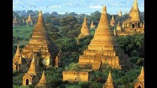 Chrámy Bagan/Burma, takže kto vyrobil cement?