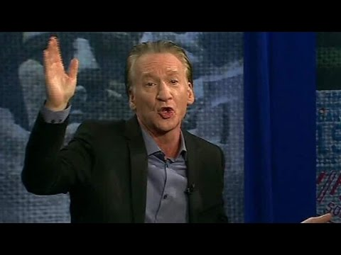 Bill Maher spars with Trump supporter