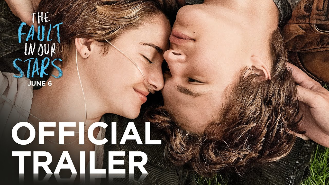 The Fault In Our Stars Official Trailer