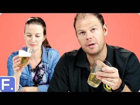 Beer Experts Try Cheap Beers