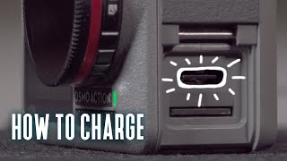 How to Charge the Osmo Action Battery and Charge While Using