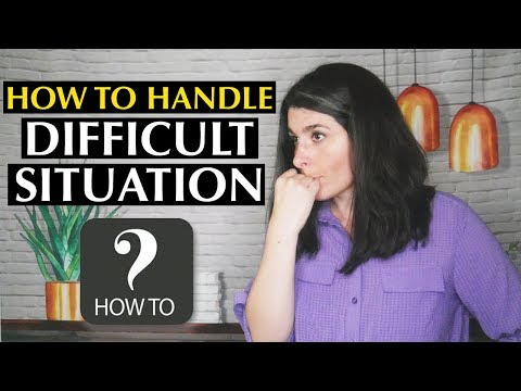 How To Answer Tell Me How You Handled A Difficult Situation