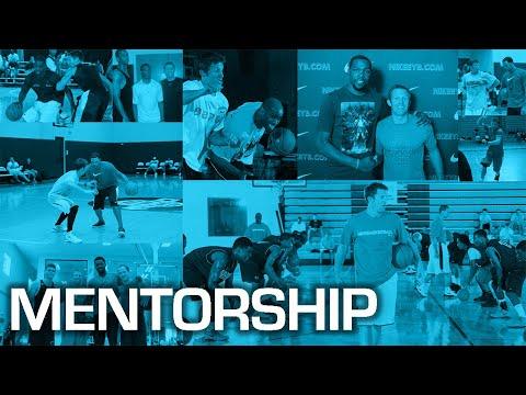 Mentorship - Ganon Baker Basketball - YouTube