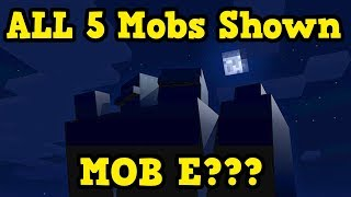 Minecraft - ALL 5 New Mobs Revealed At Minecon