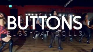 BUTTONS | PUSSYCAT DOLLS | Choreography by MARISSA HEART | #PUMPFIDENCE