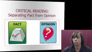 Read 099 Module 5 - Fact And Opinion