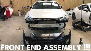 Rebuilding a Wrecked 2016 Subaru BRZ Part 5!