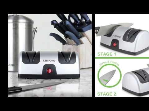 The Top 5 Best Electric Knife Sharpeners of 2017 | Best Electric Knife Sharpener Reviews
