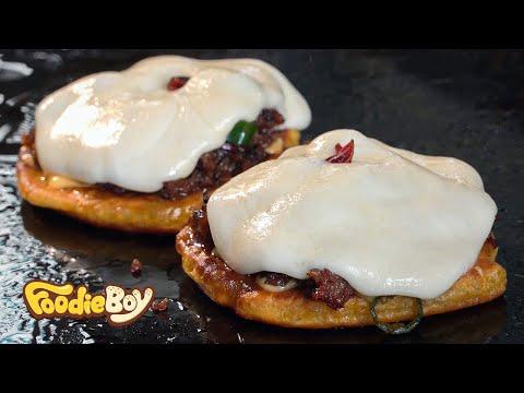 Kunta Sandwich – Korean Street Food