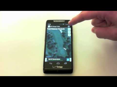 Video of Golf GPS Range Finder Free