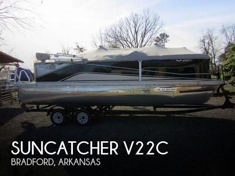[UNAVAILABLE] Used 2018 SunCatcher V22C in Bradford, Arkansas