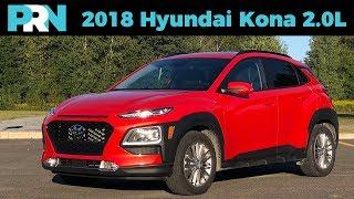 2018 Hyundai Kona 2.0L & 1.6T
