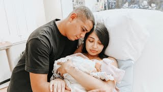 LABOR & DELIVERY BIRTH VLOG | TERMINAL PREGNANCY | INDUCED AT 38 WEEKS