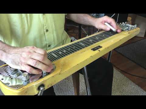 Apache - steel guitar