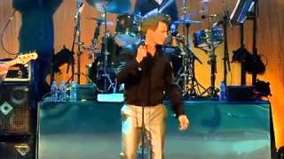 John Barrowman (Live On Stage) - What About Us [High Quality Audio]