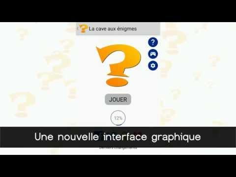 Video of La cave aux enigmes