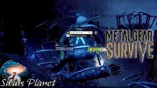 ЧУЖИЕ? ► РЕЛИЗ 🔥 Metal Gear Survive #09 прохождение на русском   хардкорный survival