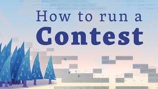 How I Ran a Video Contest