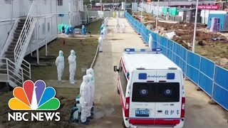First American Dies From COVID-19 In Wuhan China | NBC Nightly News
